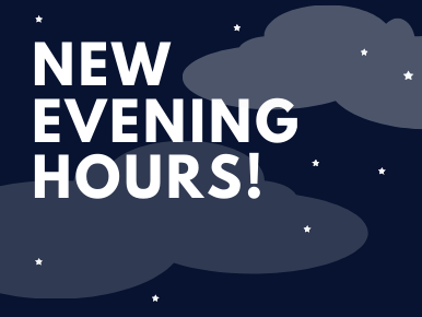 Evening hours