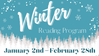 Winter Reading Program January 2nd through February 28th