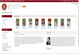 Literary Reference Center screen shot