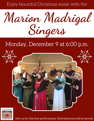 Marion Madrigal Singers